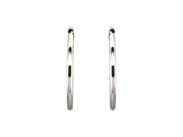 Earrings - Sterling Silver Earrings - image #2