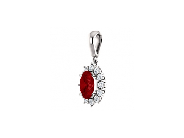 Ruby pendant 8565470021p pendants from rosss rings things pendants ruby pendant image 2 mozeypictures Image collections
