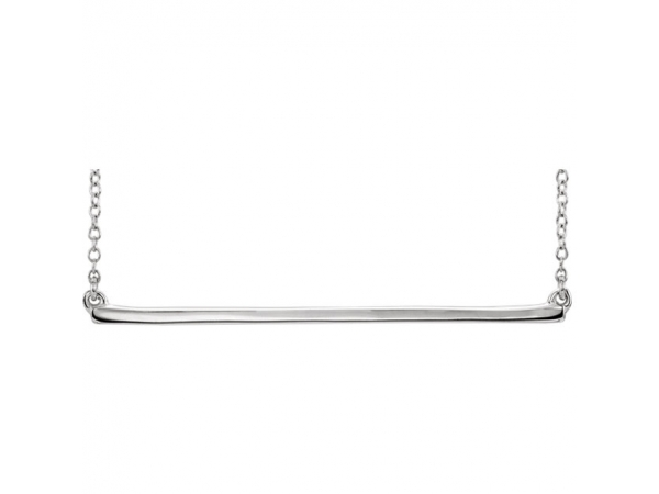 Sterling Silver Necklace - Sterling Silver Necklace
