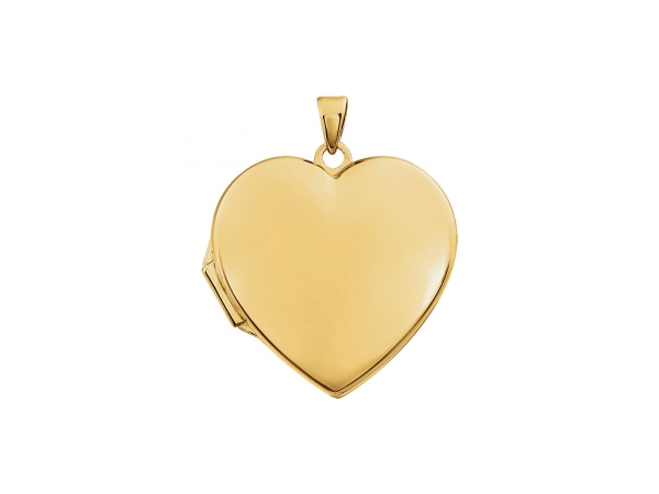 14K Yellow Gold Pendant by Stuller