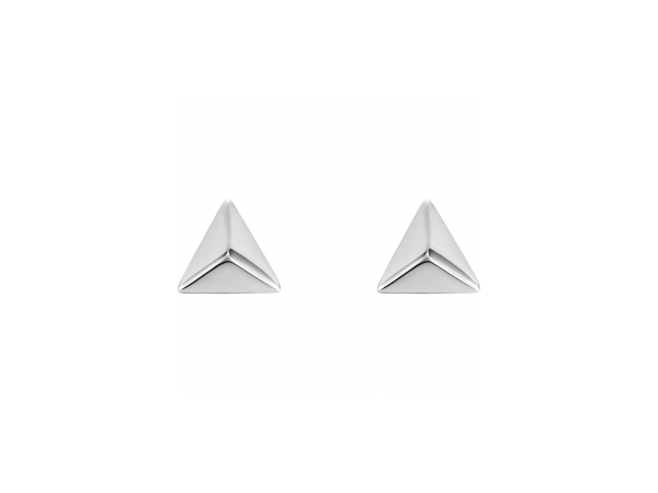 Earrings - Platinum Earrings - image #2