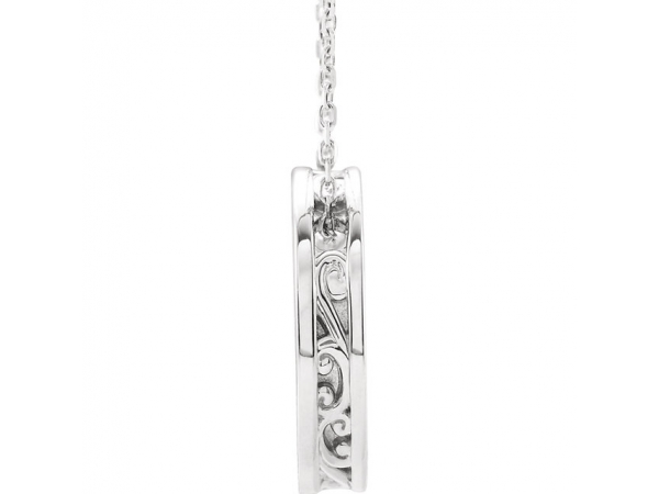 Necklaces - Sterling Silver Necklace - image #2