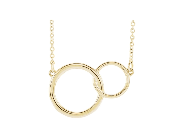 necklaces 14k yellow gold necklace