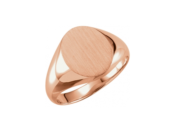 Rings - 10K Rose Gold Ring