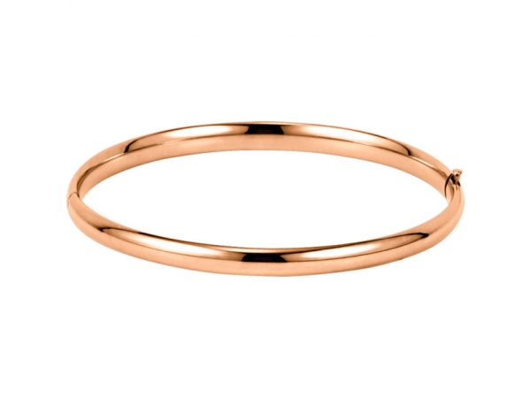 Bracelets - Hinged Bangle Bracelet 4.75mm