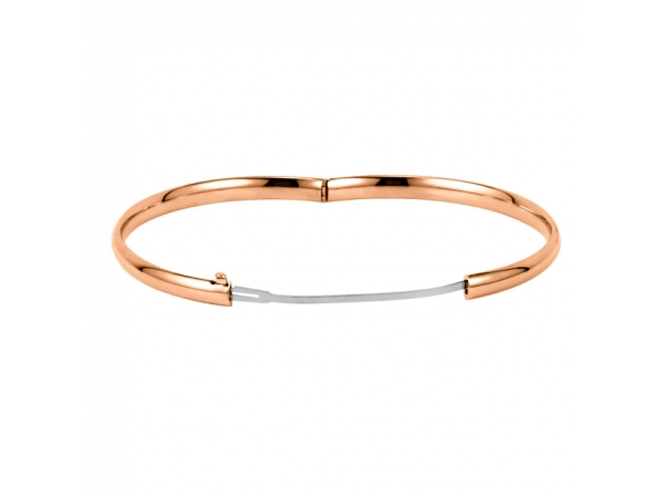 Bracelets - Hinged Bangle Bracelet 4.75mm - image 2
