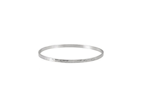Polished Sterling Silver Bracelet