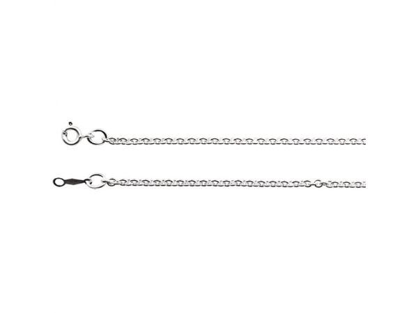 Necklaces - 2.1mm Cable Chain
