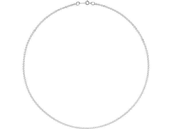 Necklaces - 2.1mm Cable Chain    - image 2
