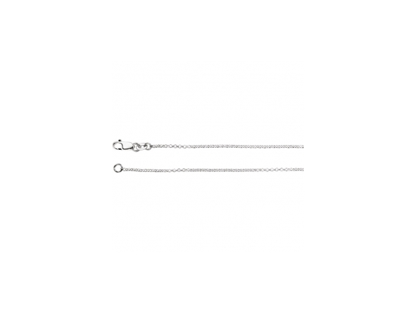 Necklaces - Sterling Silver Chain Necklace