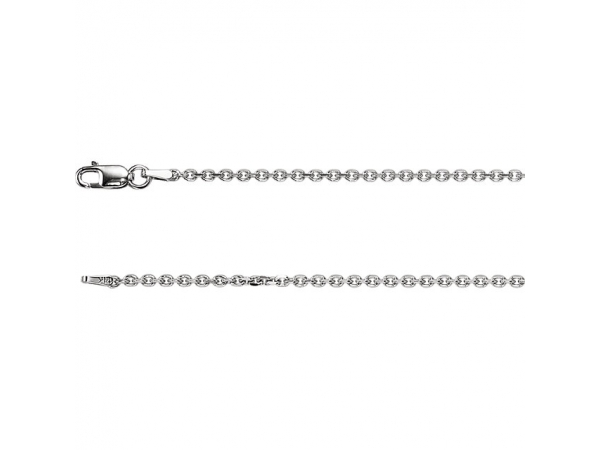 Necklaces - 1.75mm Solid Cable Diamond Cut Chain