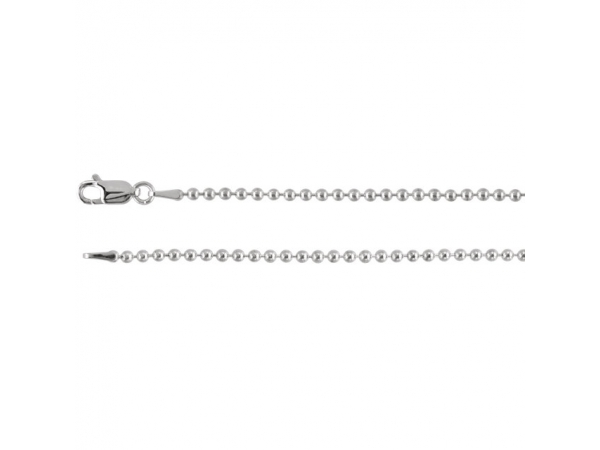 Sterling Silver Chain Bracelet by Stuller