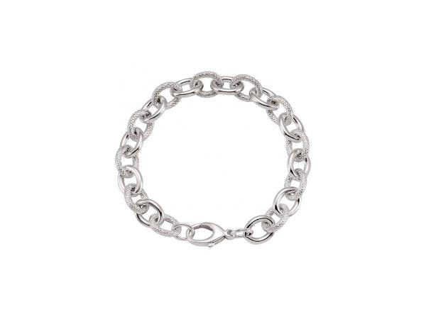 Bracelets Sterling Silver Chain Bracelet