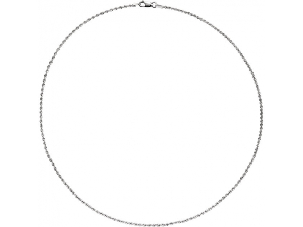 Necklaces - 1.5 mm Rope Chain - image #2