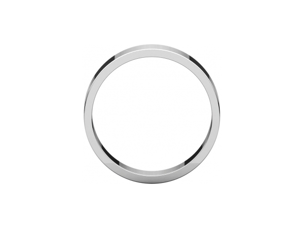 Wedding Bands - 5mm Wedding Band - image #2