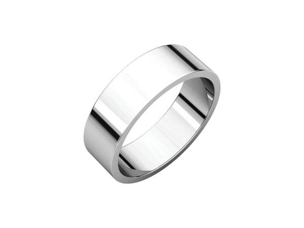 Wedding Rings - 8mm Wedding Band
