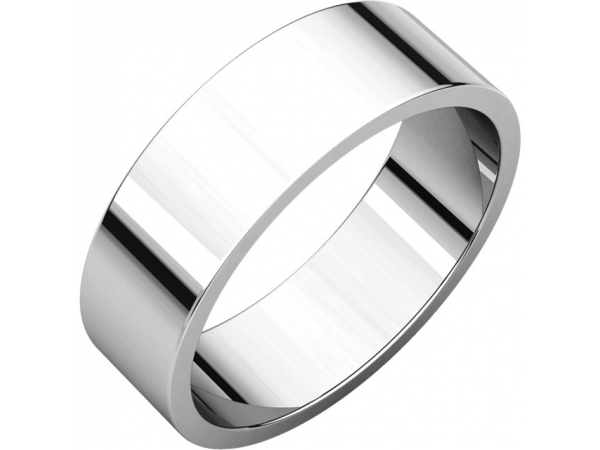 Rings - Flat Bands