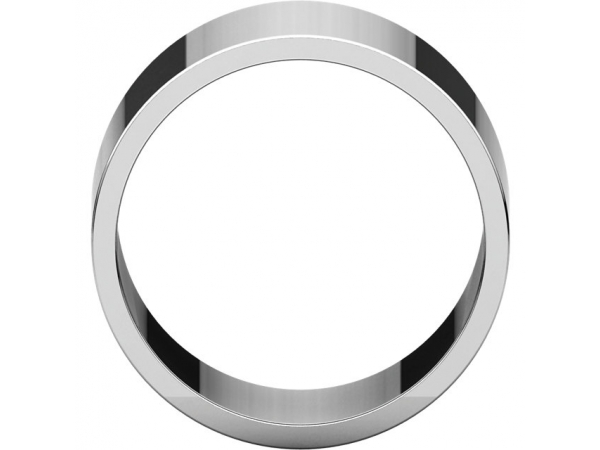 Wedding Rings - 12mm Wedding Band - image #2