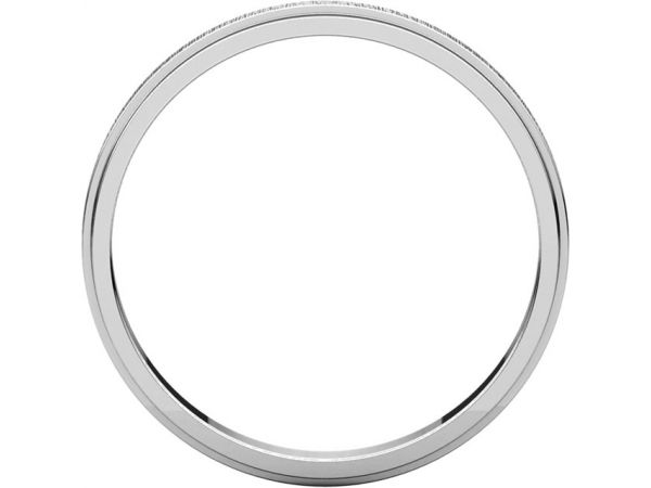 Wedding Bands - 2.5mm Wedding Band - image 2