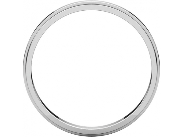 Rings - Flat Edge Bands - image #2