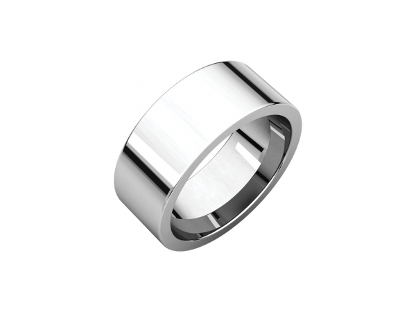 Wedding & Anniversary Bands - 12mm Wedding Band