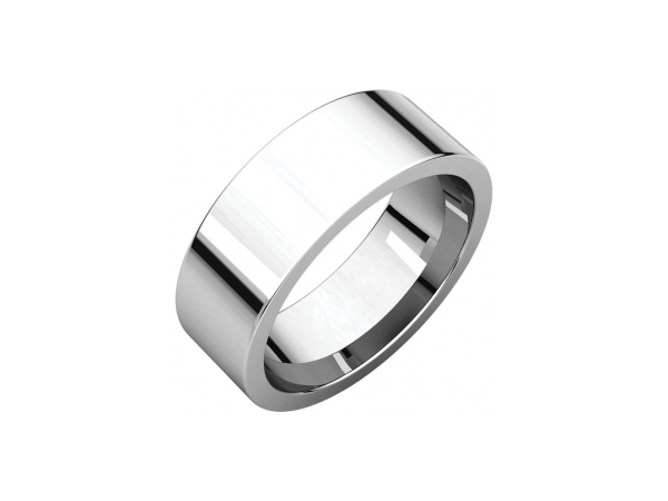 Wedding Bands - 17mm Wedding Band