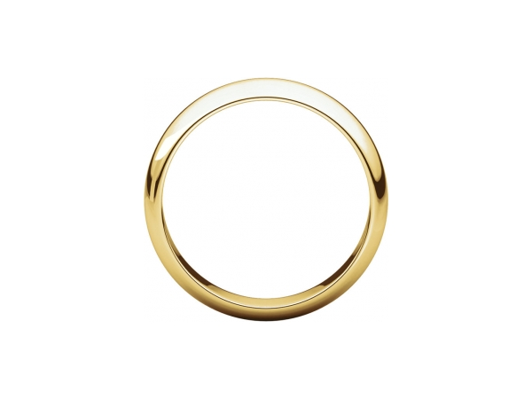 Wedding Bands - 5mm Wedding Band - image 2