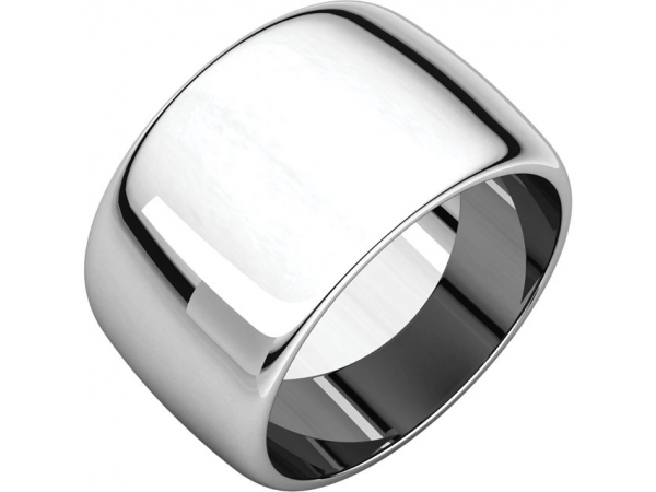 12mm Wedding Band by Stuller