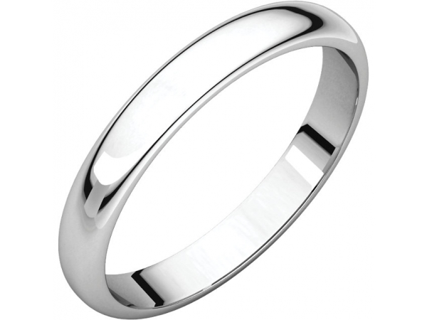 Rings - Half Round Bands