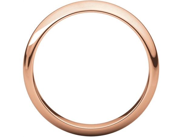 Rings - Half Round Bands - image #2