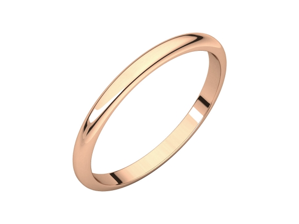 Wedding Bands - 1.5mm Wedding Band