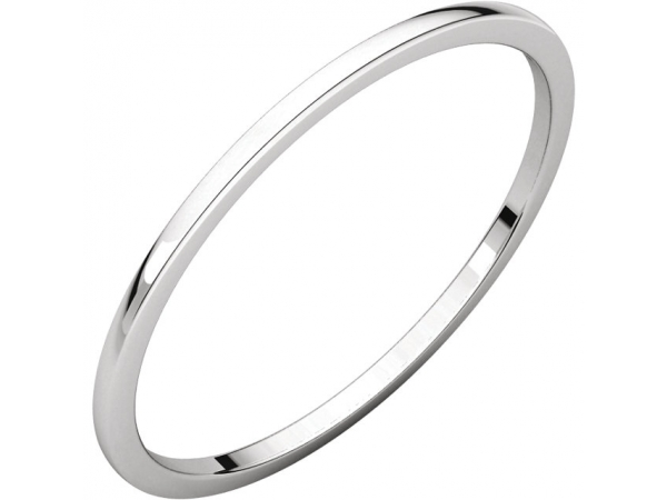 Rings - Half Round Light Bands