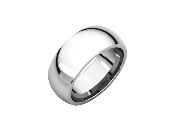Mens Wedding Bands - 8mm Wedding Band