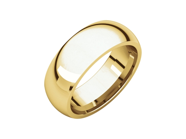 7mm Wedding Band by Stuller