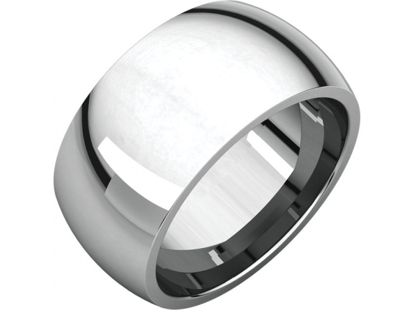 Rings - Comfort-Fit Bands