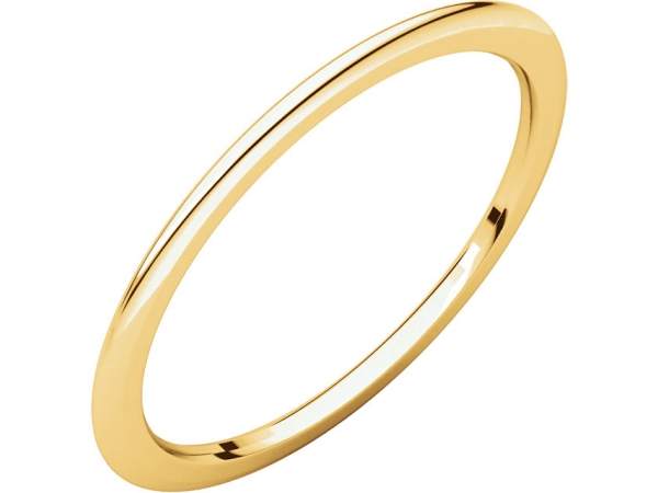 Ladies Wedding Bands - 1.5mm Wedding Band