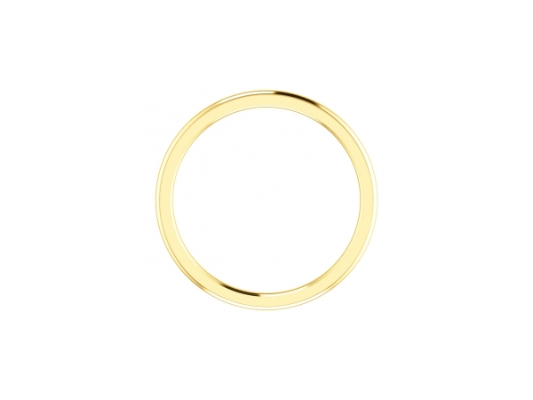 Wedding Bands - 1.5mm Wedding Band - image 2