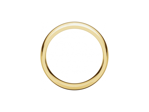 Wedding Bands - 6.5mm Wedding Band - image 2