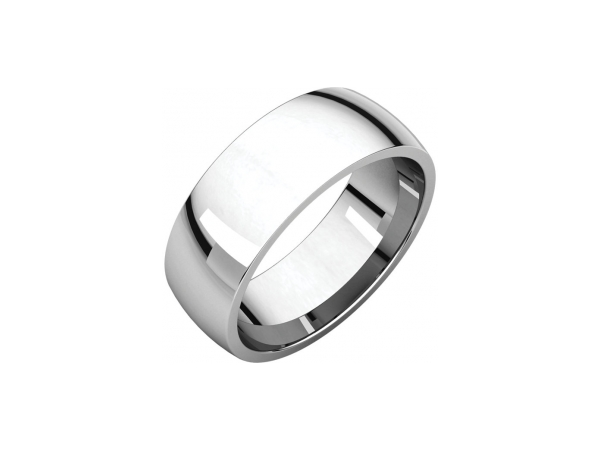 Men's Wedding Bands - 7mm Wedding Band