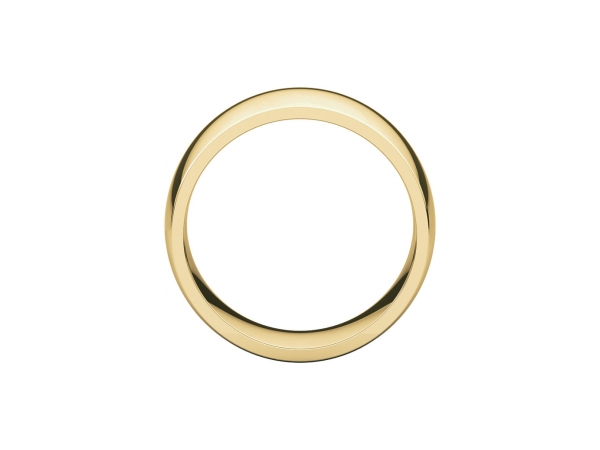 Wedding Bands - 10mm Wedding Band - image 2