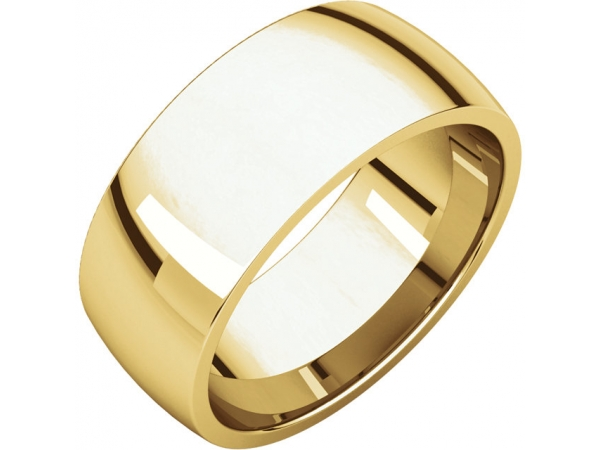 Wedding & Anniversary Bands - Light Comfort-Fit Bands - image #2