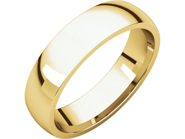 Wedding Bands - Light Comfort-Fit Bands - image #2