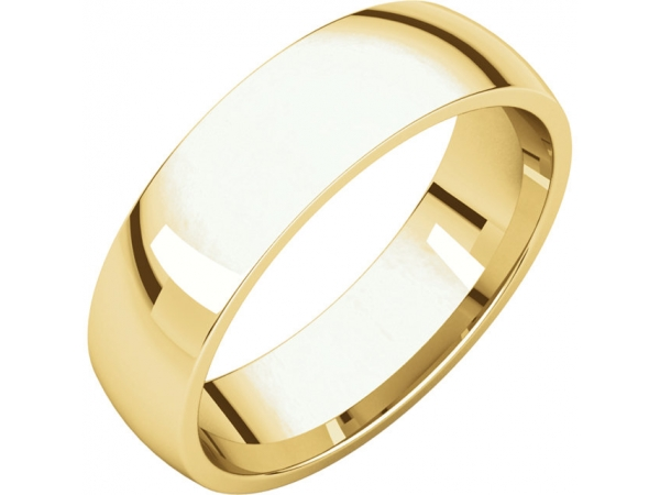 Wedding Bands - 5.5mm Wedding Band