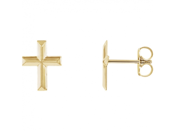 Earrings - Cross Earrings