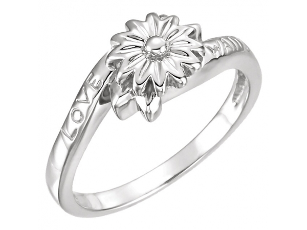 Rings - Love Waits Chastity Ring