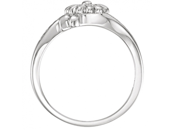 Rings - Love Waits Chastity Ring - image 2
