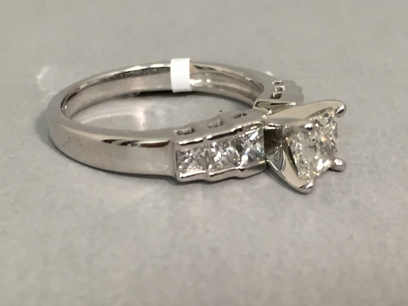 Estate - Diamond Ring - image #2