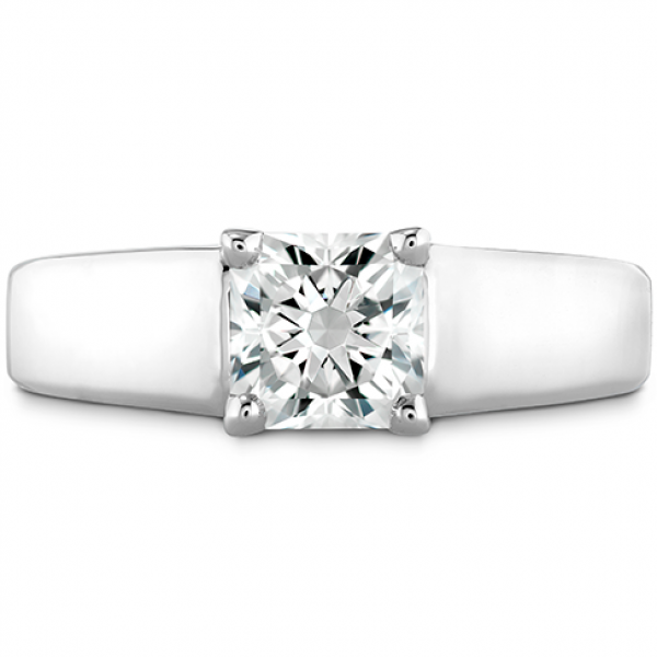 Hearts On Fire - 18kw Adoration Dream solitaire by Hearts On Fire, .512ct DRM25161
