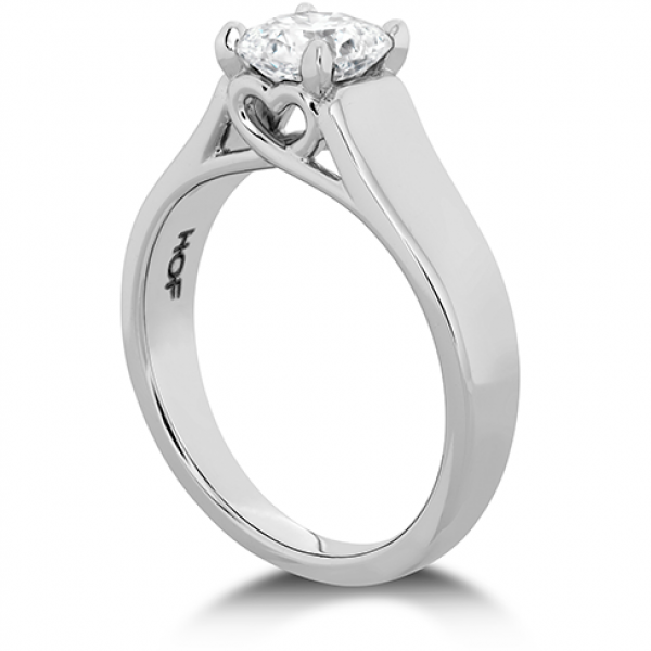 Diamond Engagement Rings - Hearts On Fire - image #2