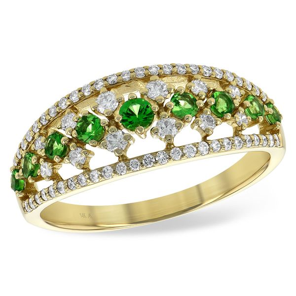 14KT Gold Ladies Diamond Ring Diamond Shop Ada, OK
